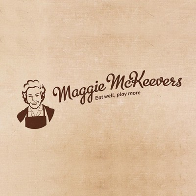 Brand Logo Design for Maggie McKeevers